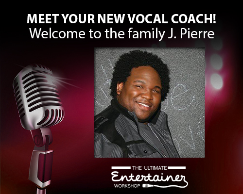 Meet your new Vocal Coach!