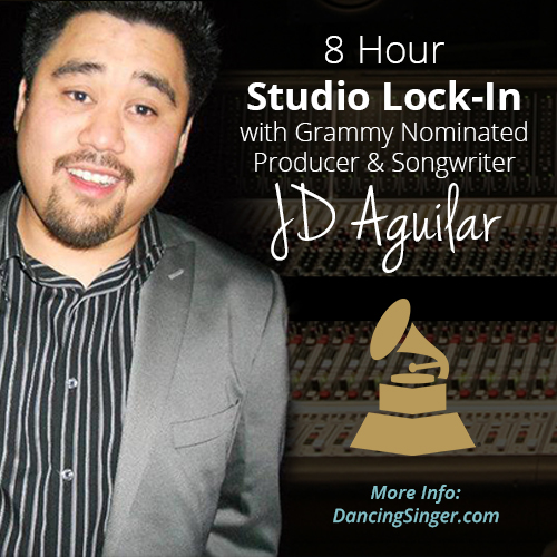 5 Time Grammy Nominated Producer and Songwriter JD Aguilar in the house!
